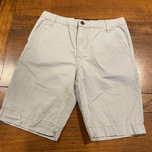 Tucker Tate light blue grey shorts